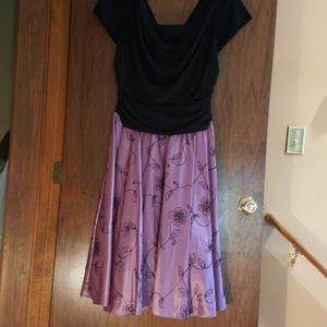 Size 14W.  Special Occasion Dress
